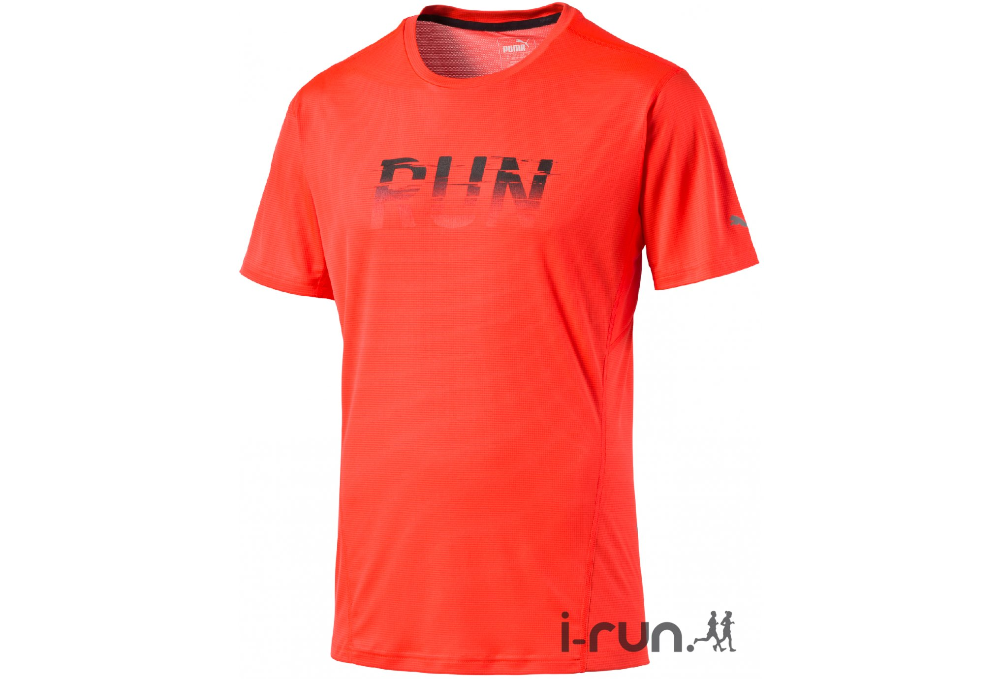 Puma Tee-shirt Running M vêtement running homme