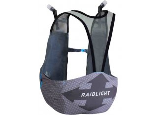 Raidlight chaleco de hidratación Revolutiv 3L + 2 EazyFlask 600 mL