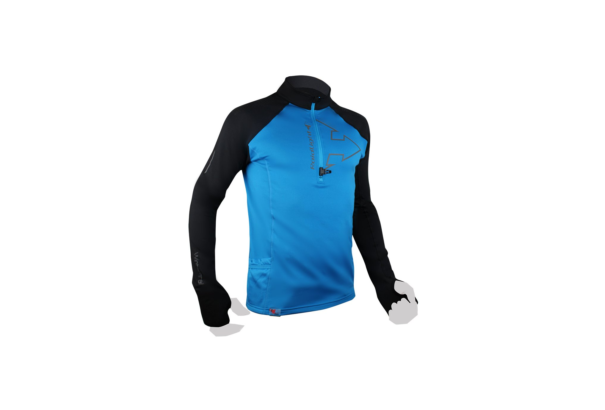 Raidlight Wintertrail M vêtement running homme