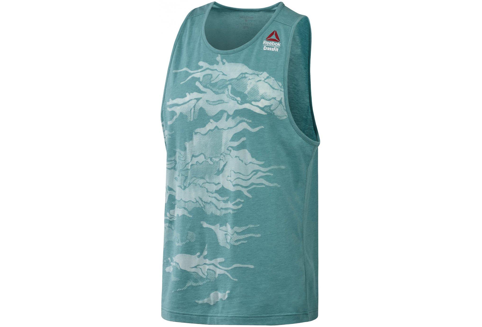 Nature Crossfit M Course La Vêtement Reebok Burnout Lupeenne vy8ONwmn0