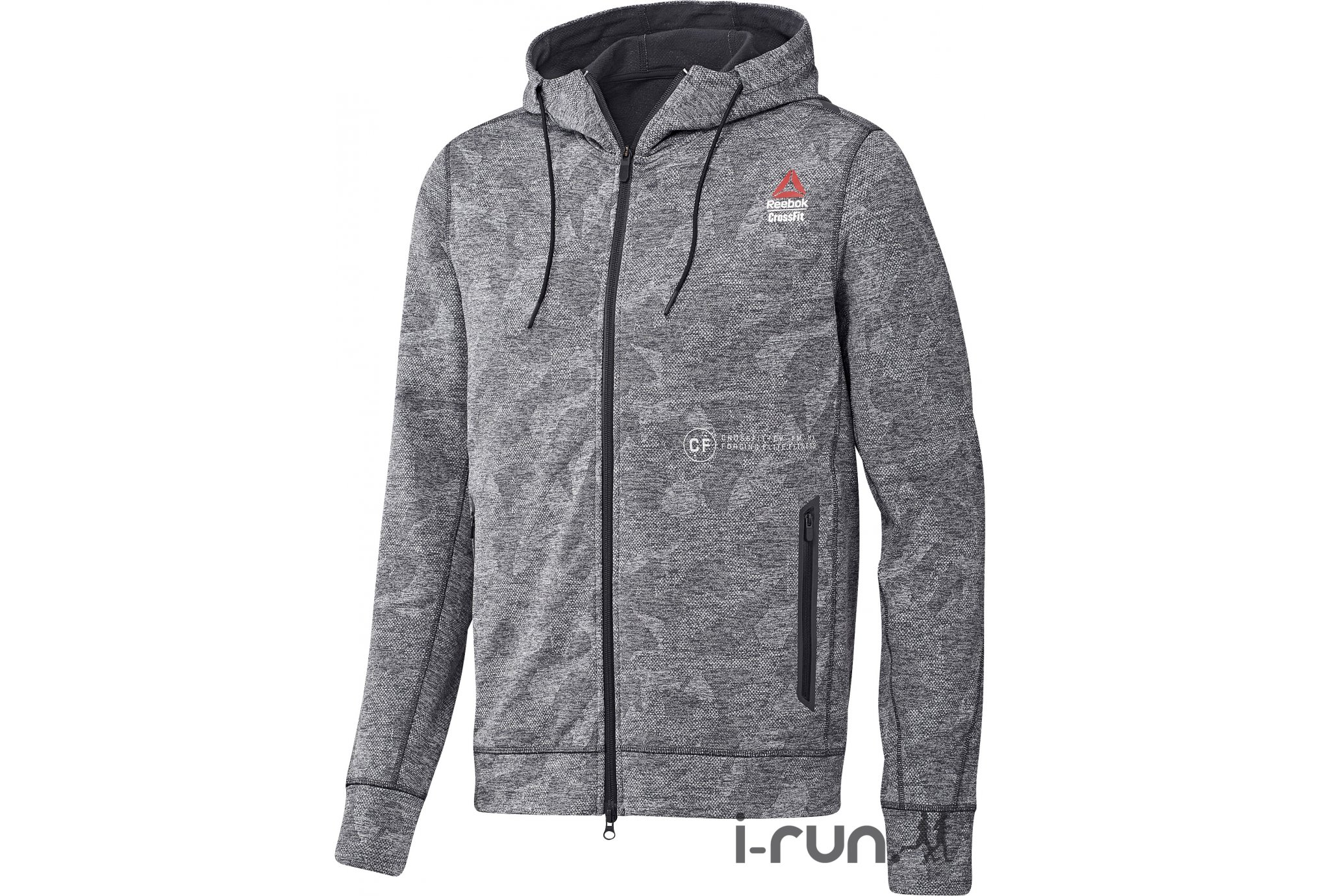 Reebok CrossFit Fleece M vêtement running homme