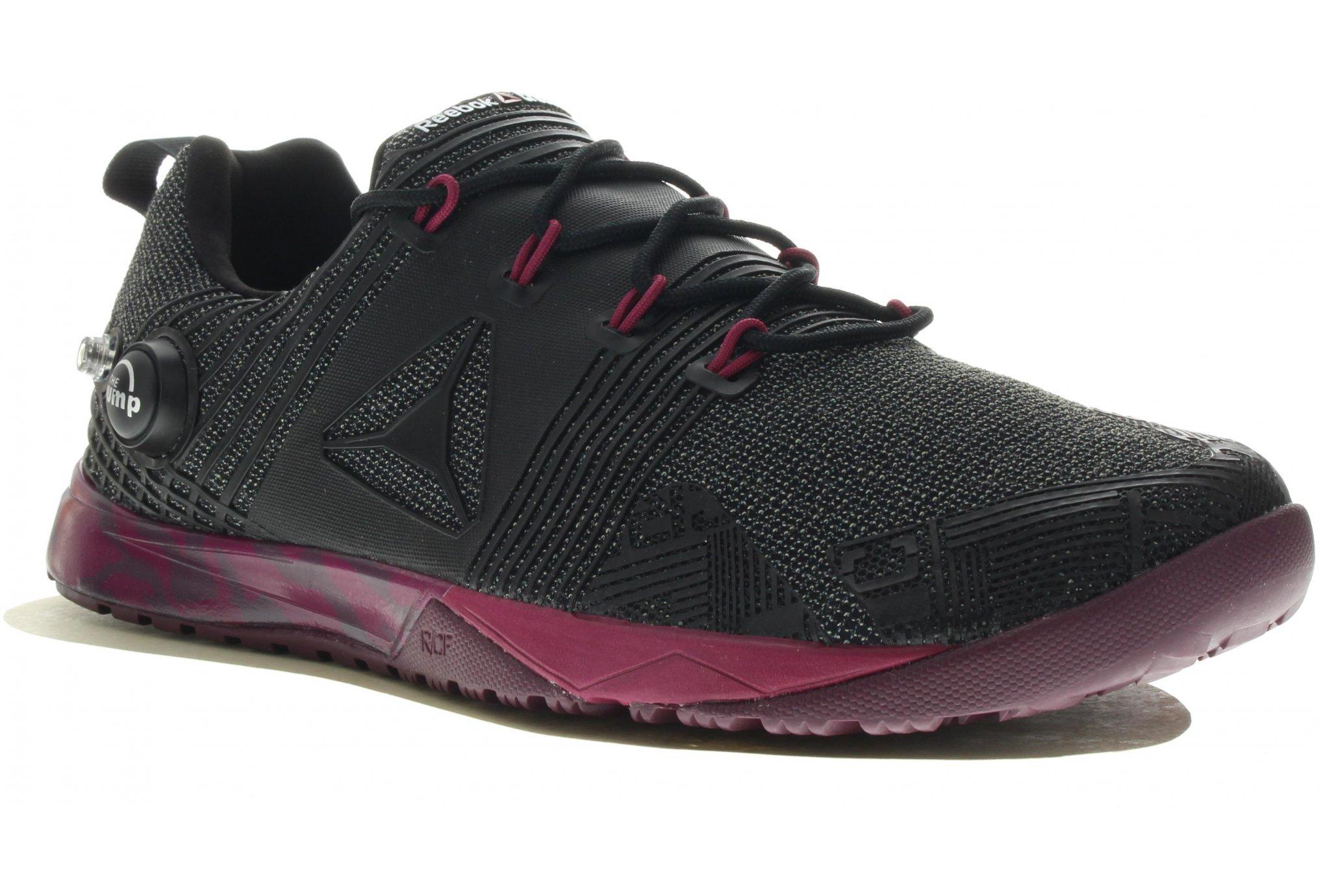 Diététique Nano Pump Crossfit Chaussures W Resathlon Reebok Fusion UHpntzW