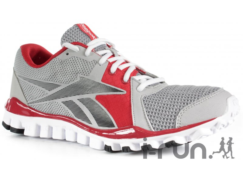 ... Reebok RealFlex Advance M pas cher - Chaussures homme running Indoor    Training en promo ... a9003ce31
