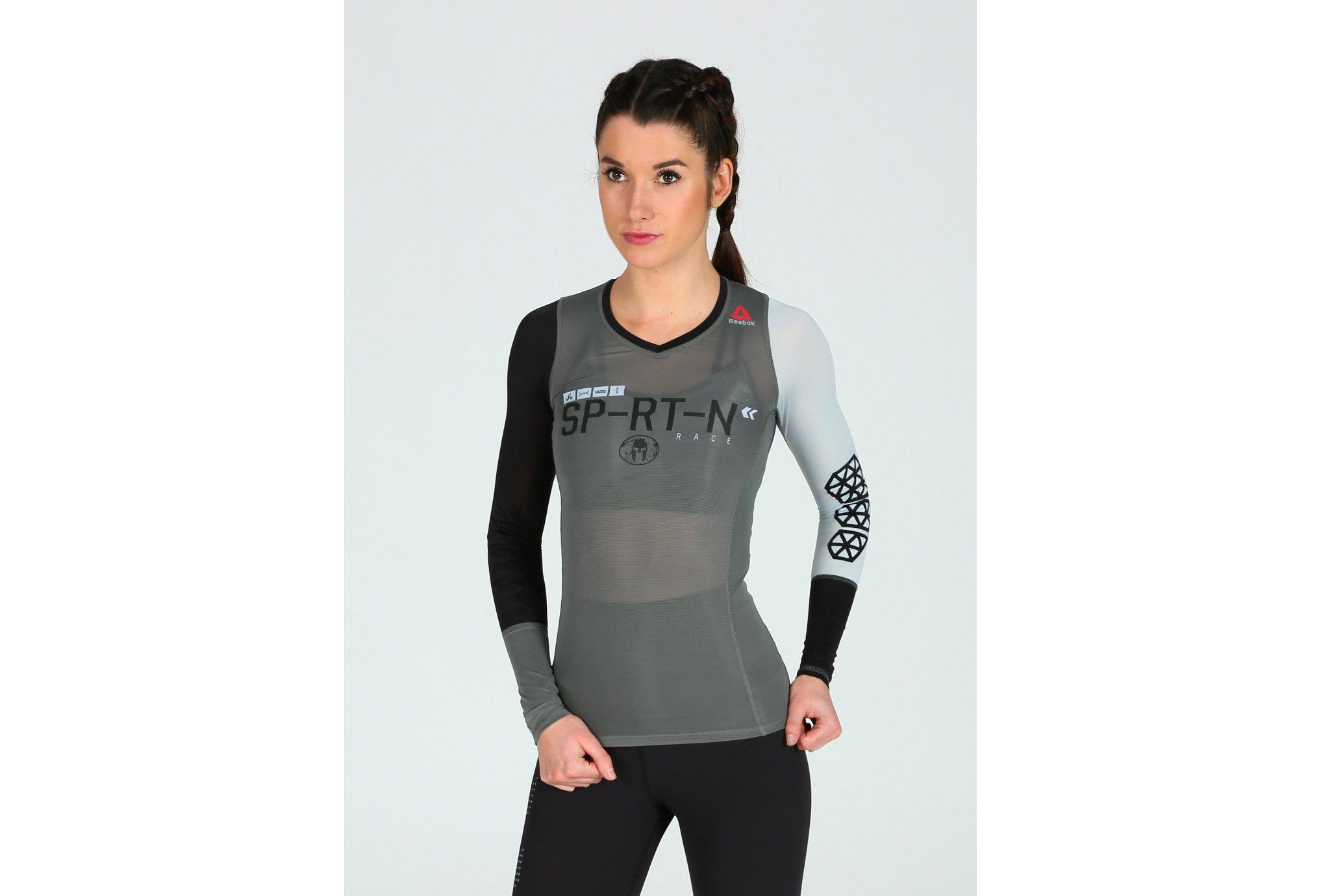 e5a5f744c41b3 Resathlon - Reebok Spartan Compression W vêtement running femme