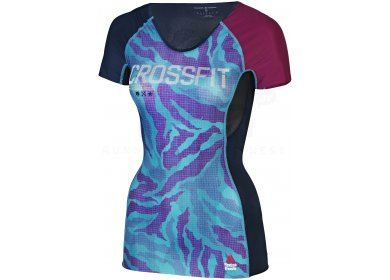 Reebok Tee-Shirt Compression CrossFit W