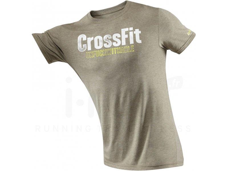 Tee shirt crossfit femme
