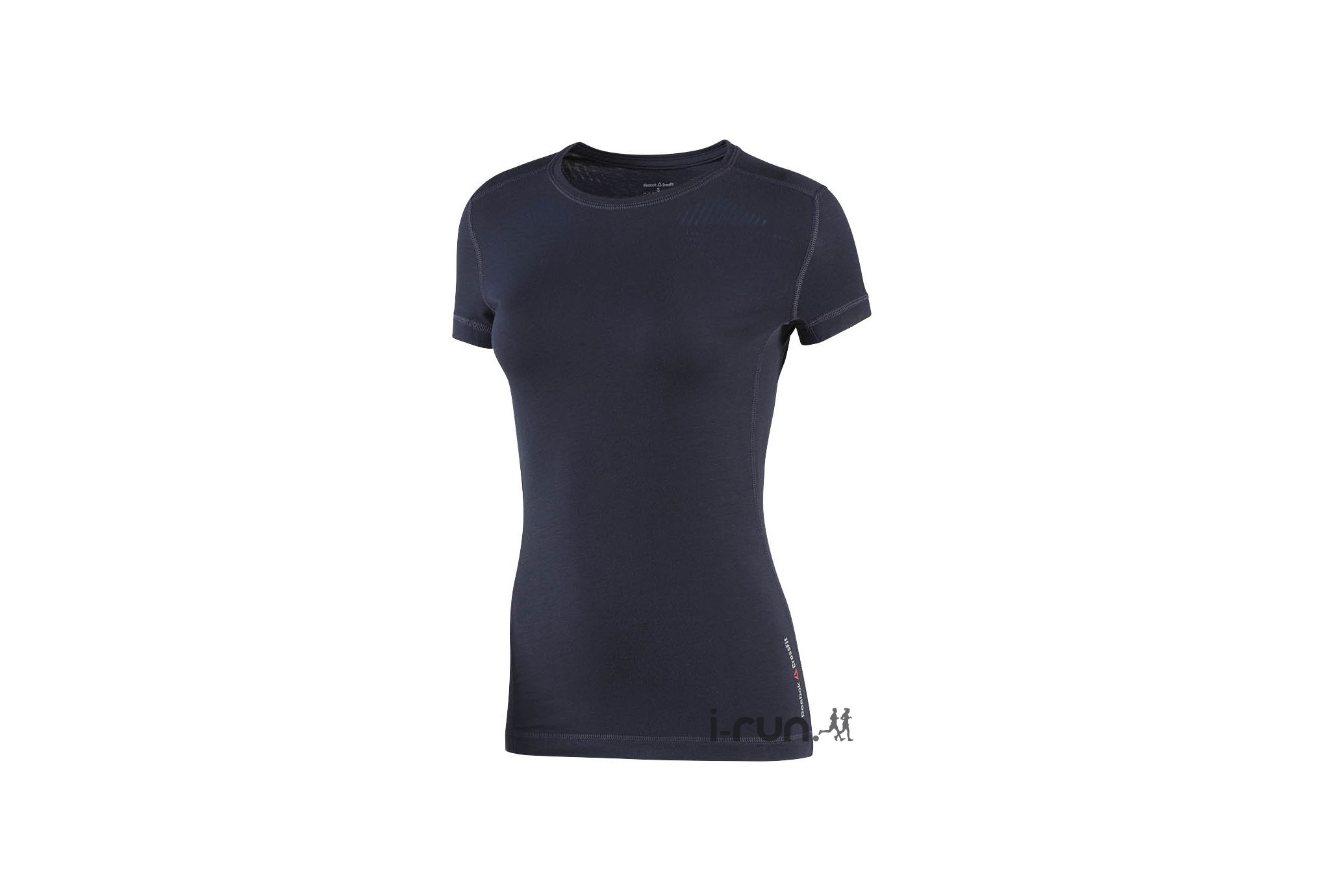 Reebok Tee-shirt CrossFit LightWeight W vêtement running femme