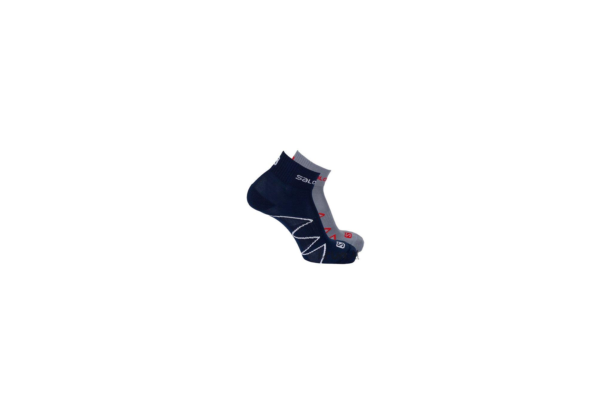 Salomon Pack 2 Paires Chaussettes XA Pro Chaussettes