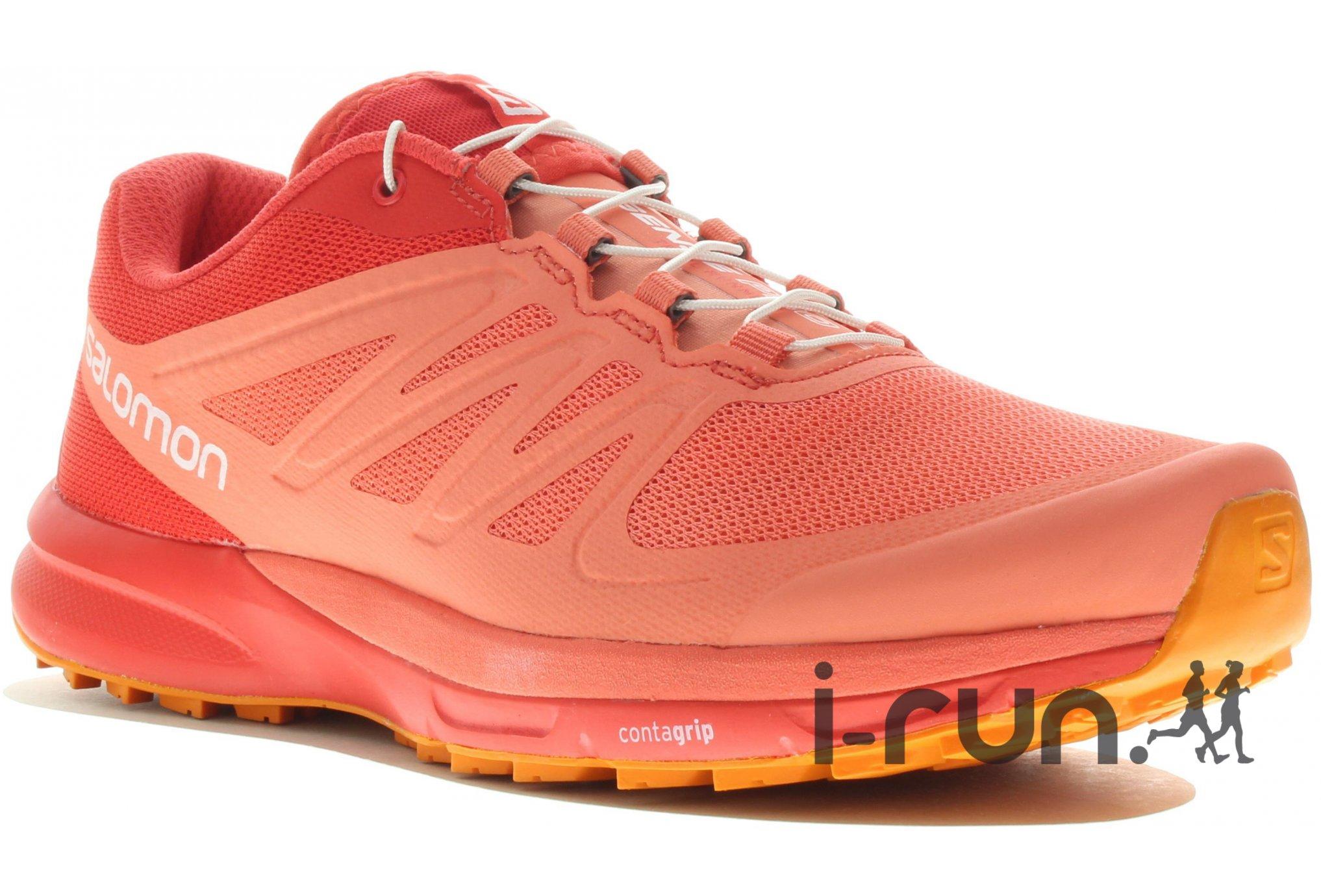 2 Salomon Session running femme W Sense Pro Chaussures Trail Y9WH2IDE