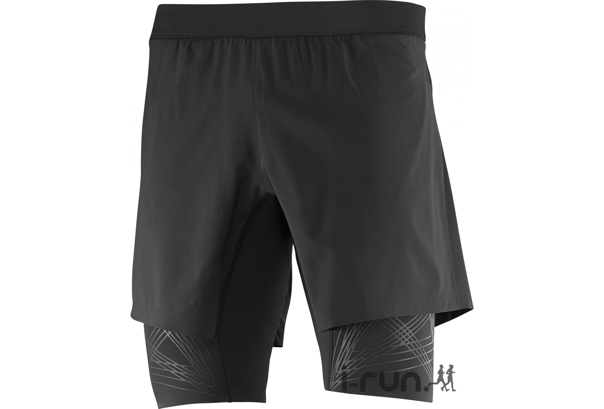 Salomon Short Intensity TW M vêtement running homme
