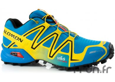 Salomon SPEEDCROSS 3 ClimaShield Blue lagoon