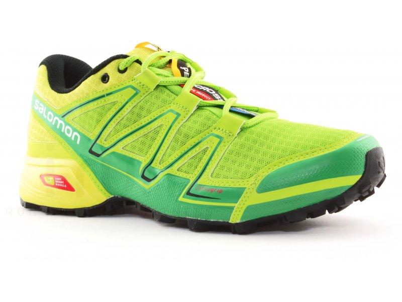 Salomon SPEEDCROSS Vario M pas cher Chaussures homme running Trail en promo