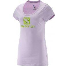 Salomon Tee-shirt Daisy Logo Cotton W