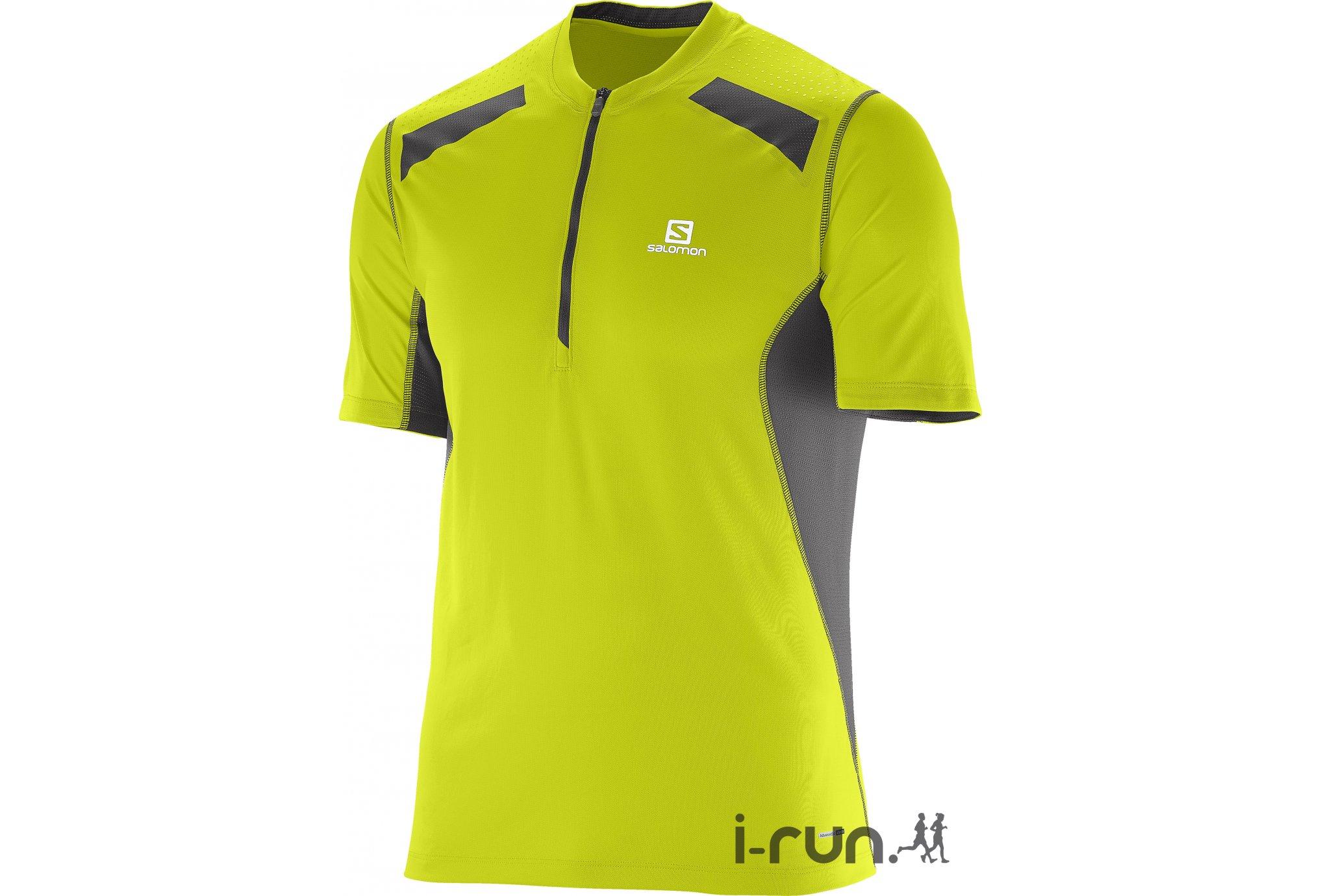 Salomon Tee-shirt Fast Wing M v�tement running homme