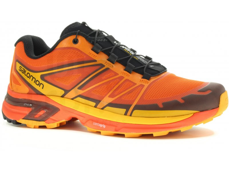 Chaussure Salomon Skeleton beautiful
