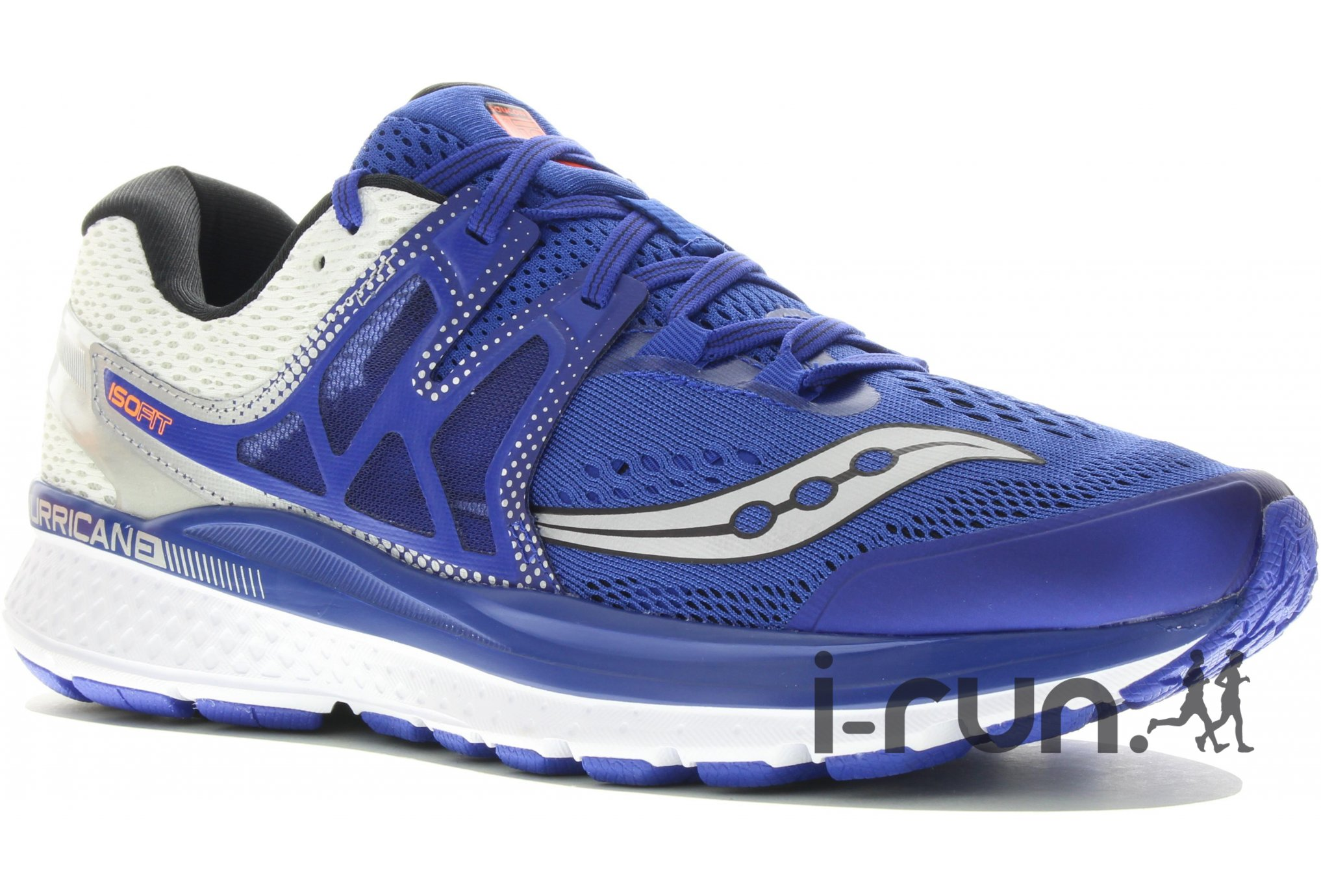 Saucony Hurricane ISO 3 M Chaussures homme