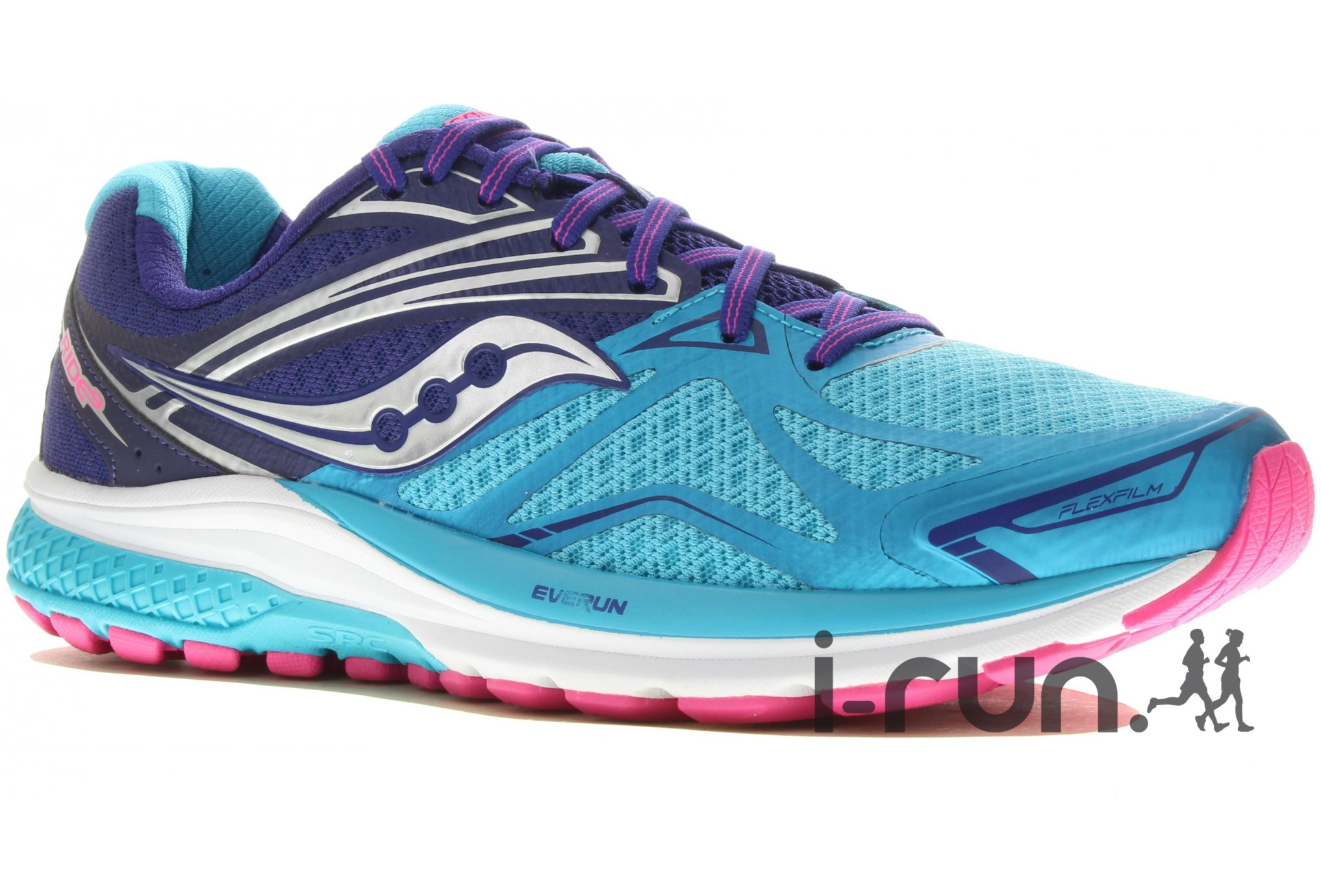 Saucony Ride 9 W Chaussures running femme