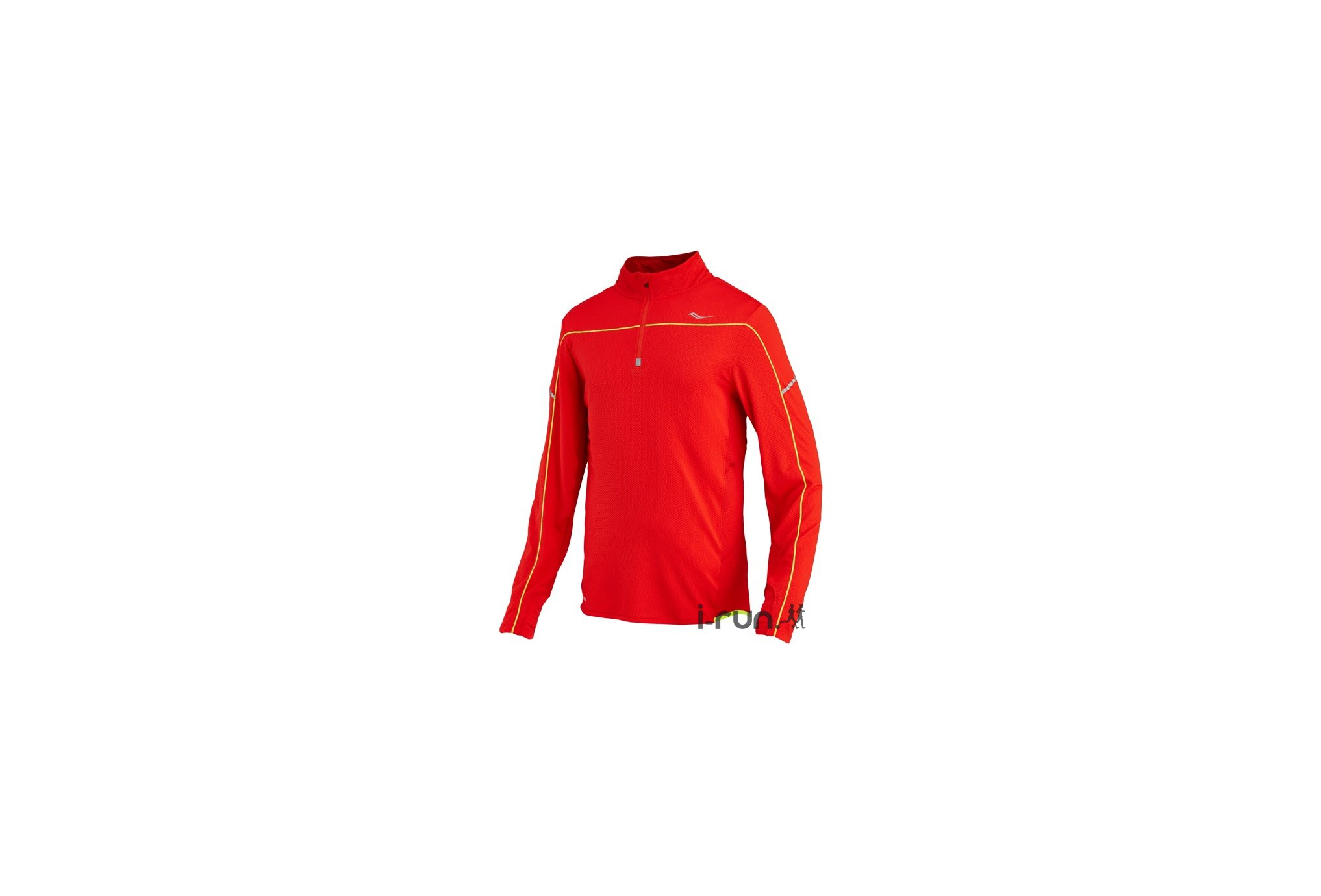 Saucony Tee-shirt Transition Sportop M v�tement running homme