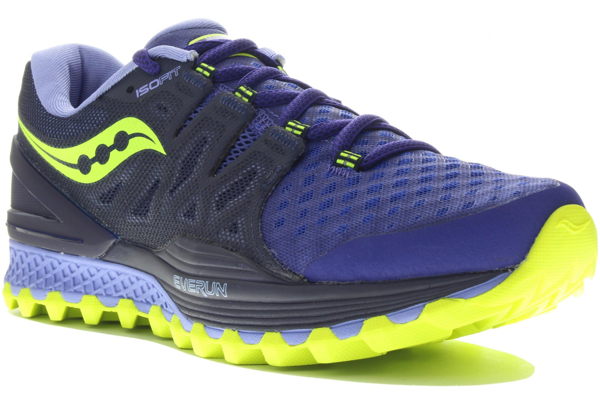 Saucony Xodus ISO 2 W Chaussures running femme