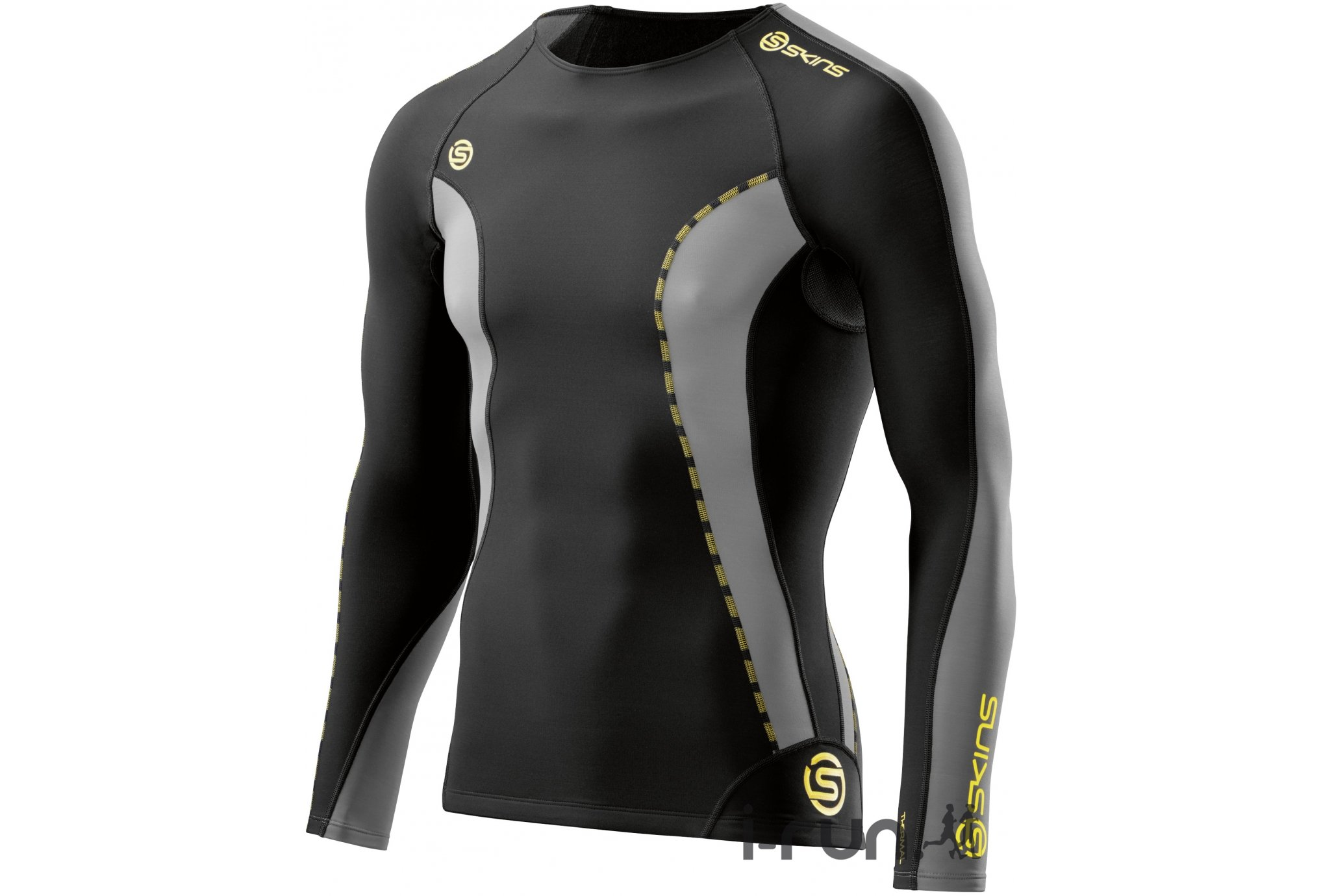 Skins DNAmic Thermal M vêtement running homme