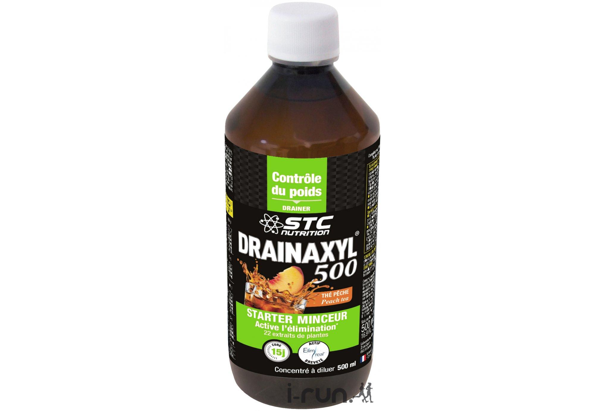 STC Nutrition Drainaxyl 500 Thé pêche Diététique Compléments