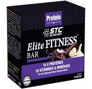 STC Nutrition Etui 5 Barres Elite Fitness Pomme