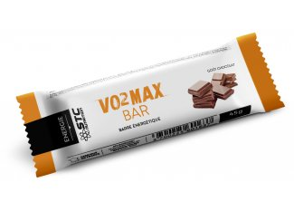 STC Nutrition Estuche 5 barras energéticas VO2 Max chocolate