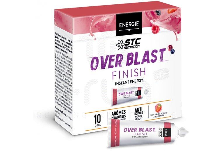 STC Nutrition Etui Over Blast Finish - Fruits Rouges