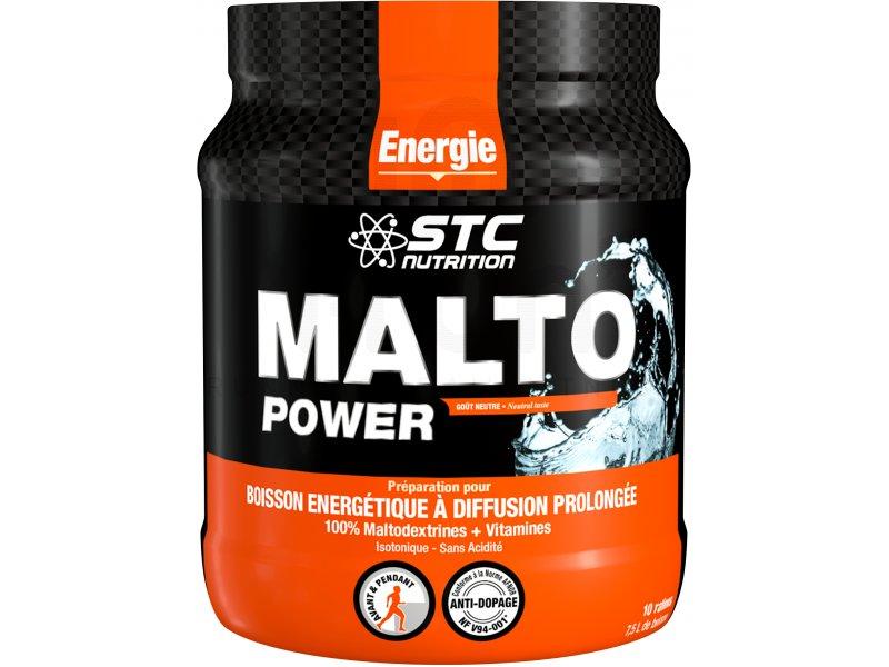 stc nutrition malto power 500g di t tique du sport running boissons stc nutrition malto power 500g. Black Bedroom Furniture Sets. Home Design Ideas