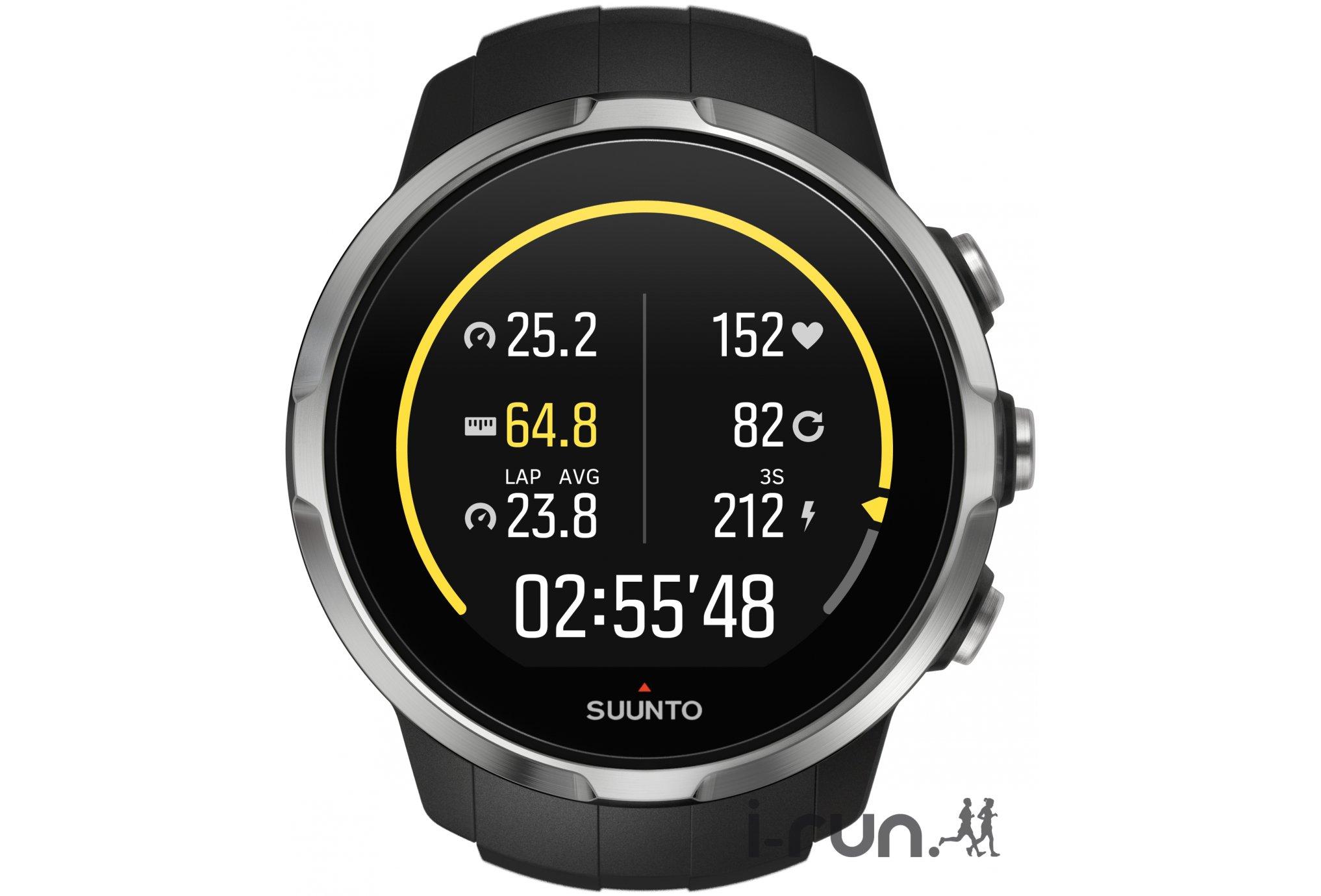 Suunto Spartan Sport Black Cardio-Gps