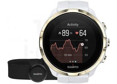 Suunto Spartan Sport Wrist HR Gold + ceinture