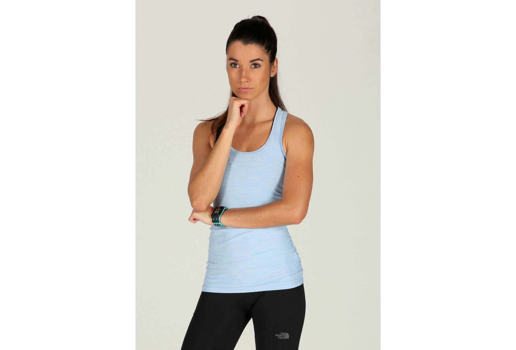 The North Face Débardeur T Lite W vêtement running femme