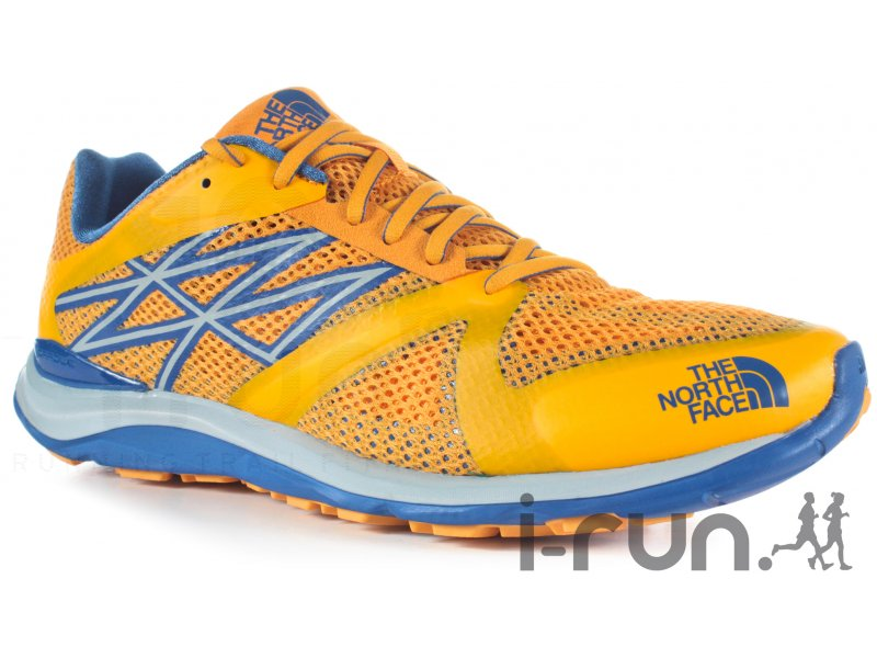 The North Face Hyper Track Guide M pas cher Chaussures homme running Trail en promo