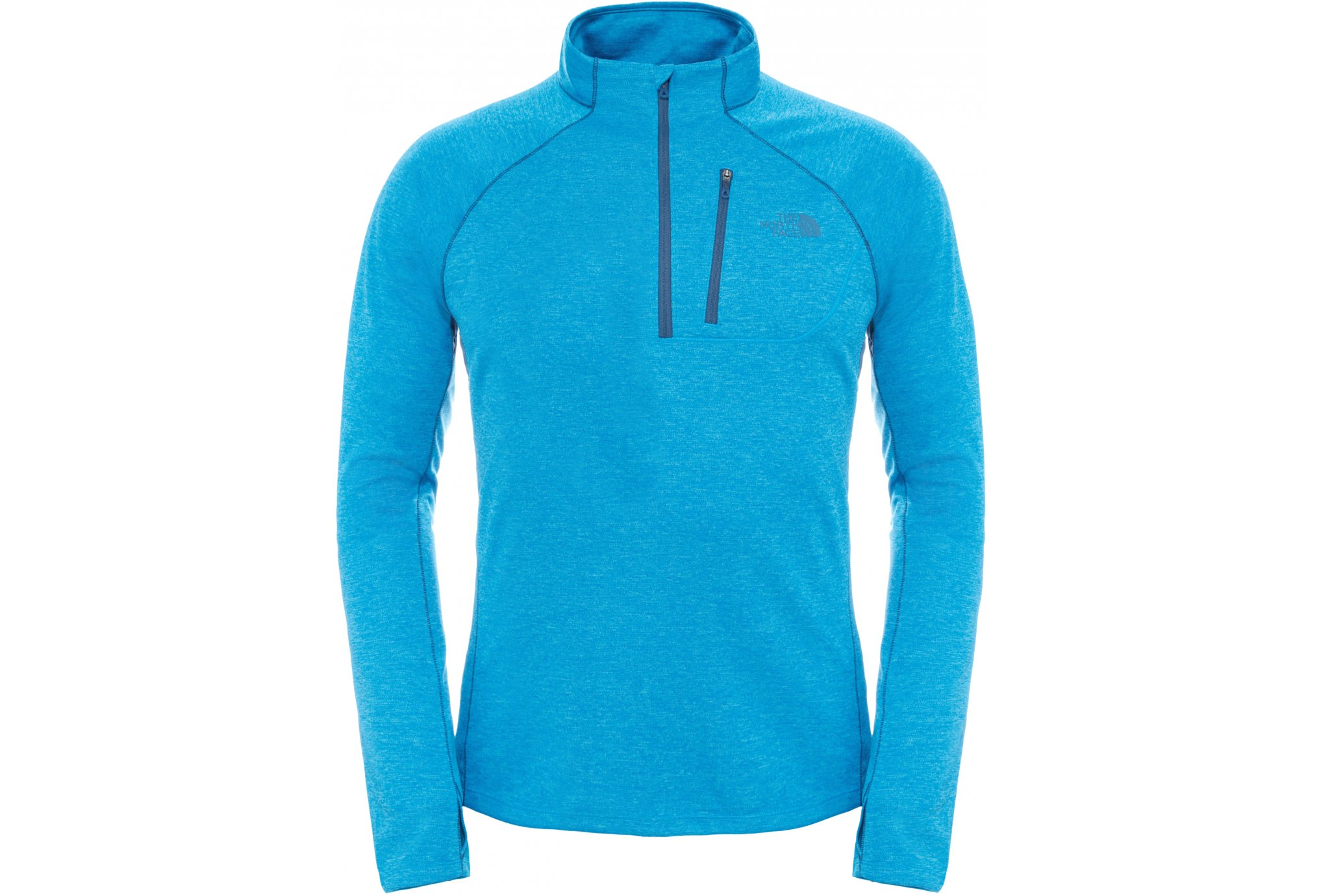 The North Face Maillot Impulse Active 1/4 Zip M Diététique Vêtements homme