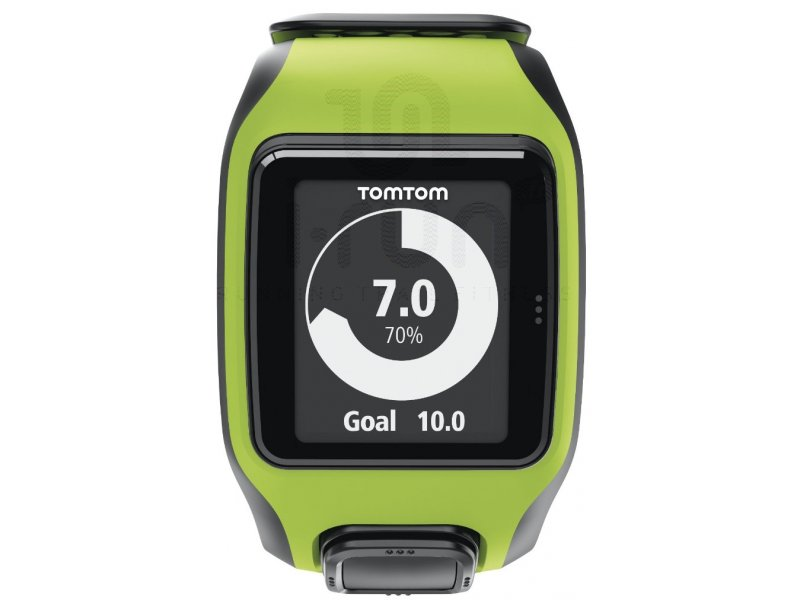 tomtom multi sport montre gps pas cher electronique running cardio gps en promo. Black Bedroom Furniture Sets. Home Design Ideas
