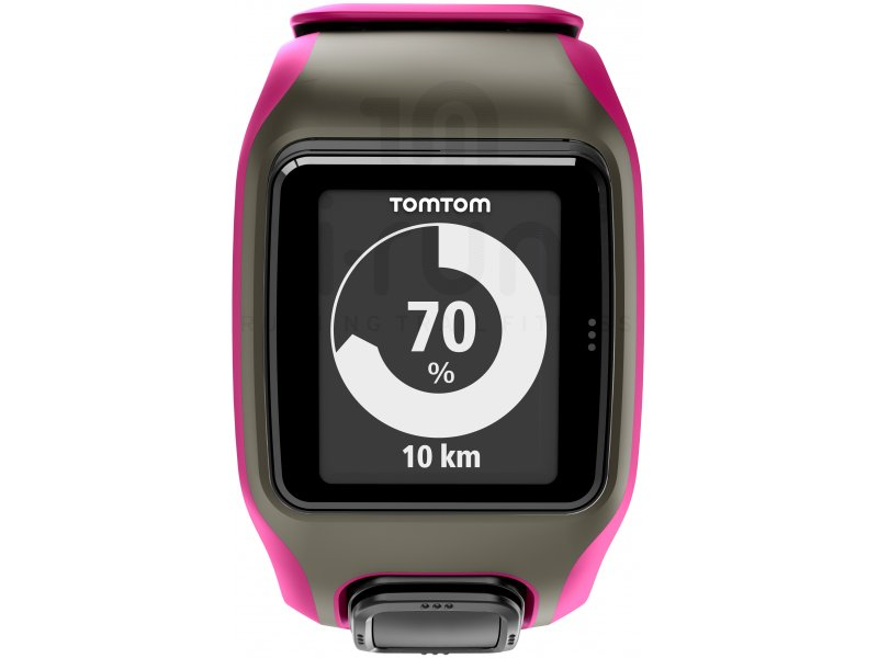 tomtom multi sport montre gps w pas cher electronique running cardio gps en promo. Black Bedroom Furniture Sets. Home Design Ideas