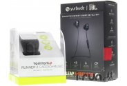 TomTom Pack Runner 2 Cardio + Music - Ecouteurs JBL Yurbuds - Small