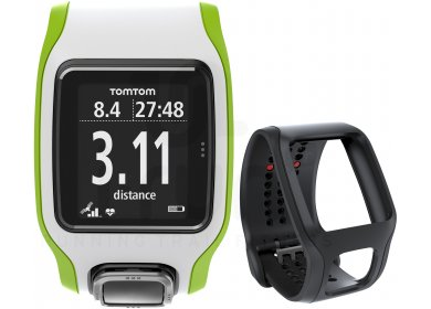 montre gps tomtom runner cardio pas cher. Black Bedroom Furniture Sets. Home Design Ideas