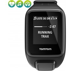Tomtom Runner 2 Cardio + Music + Casque Bluetooth - Small
