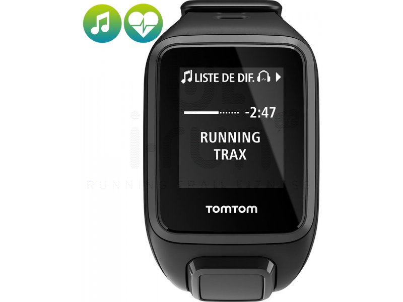 montre sport tomtom outdoor runner cardio. Black Bedroom Furniture Sets. Home Design Ideas