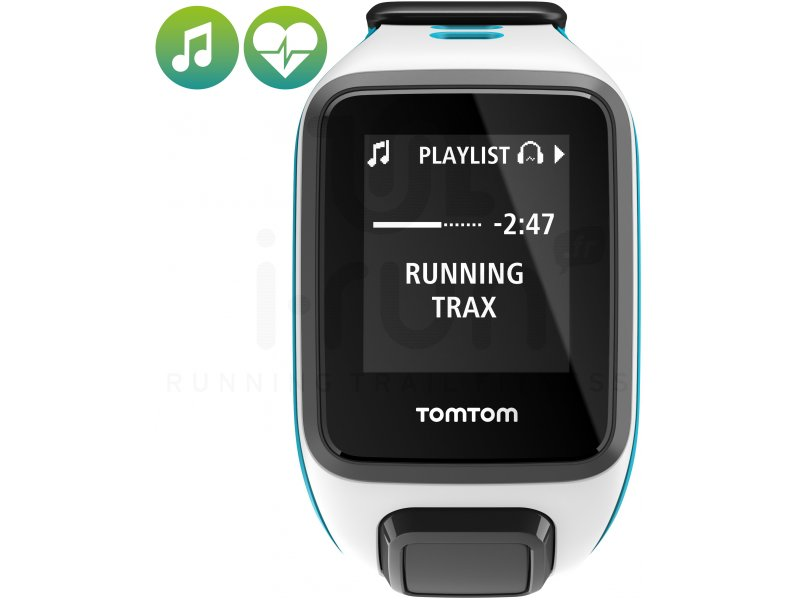 tomtom runner 2 cardio music small pas cher electronique running cardio gps en promo. Black Bedroom Furniture Sets. Home Design Ideas
