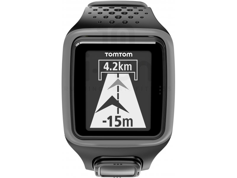 montre gps tomtom runner hrm. Black Bedroom Furniture Sets. Home Design Ideas