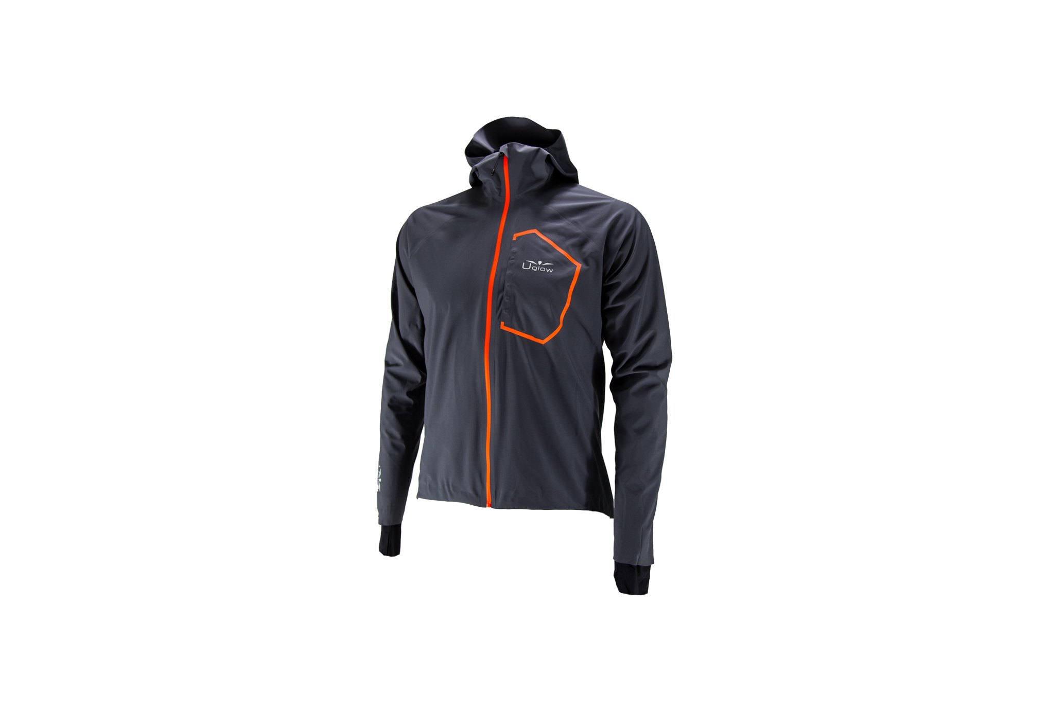 Uglow Rain Jacket M vêtement running homme