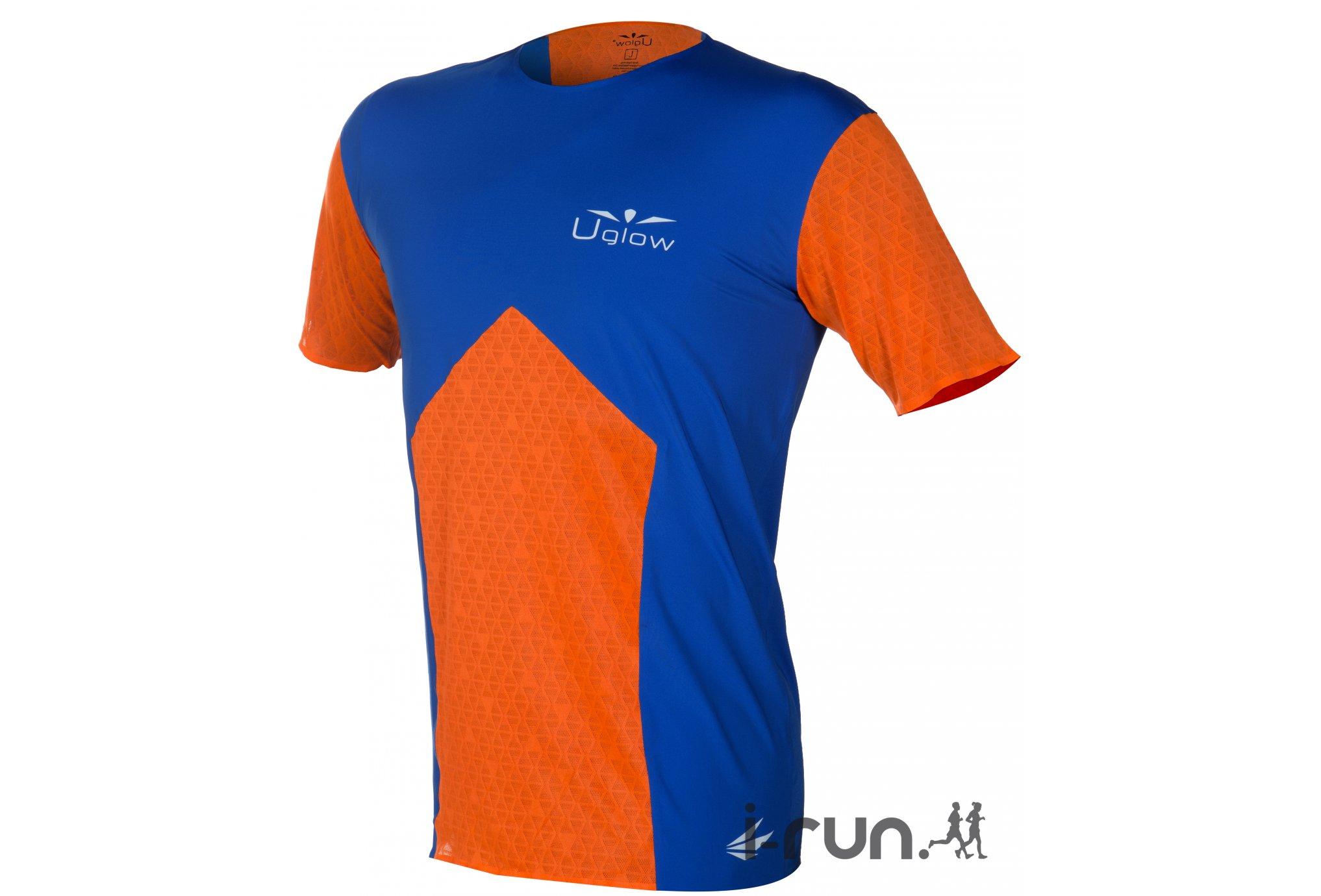 Uglow Tee-Shirt So Light M vêtement running homme