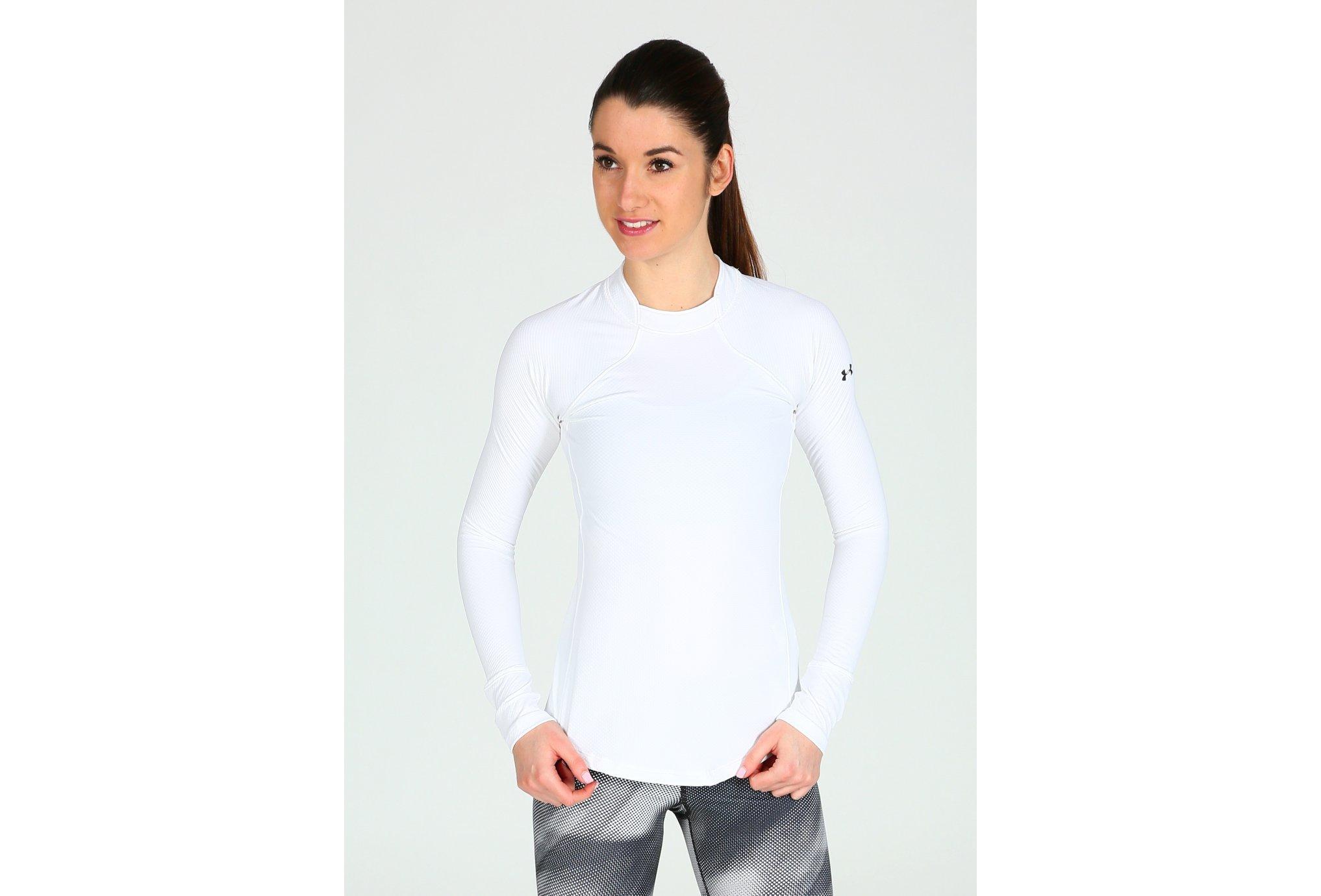 Under Armour ColdGear Reactor LS W vêtement running femme