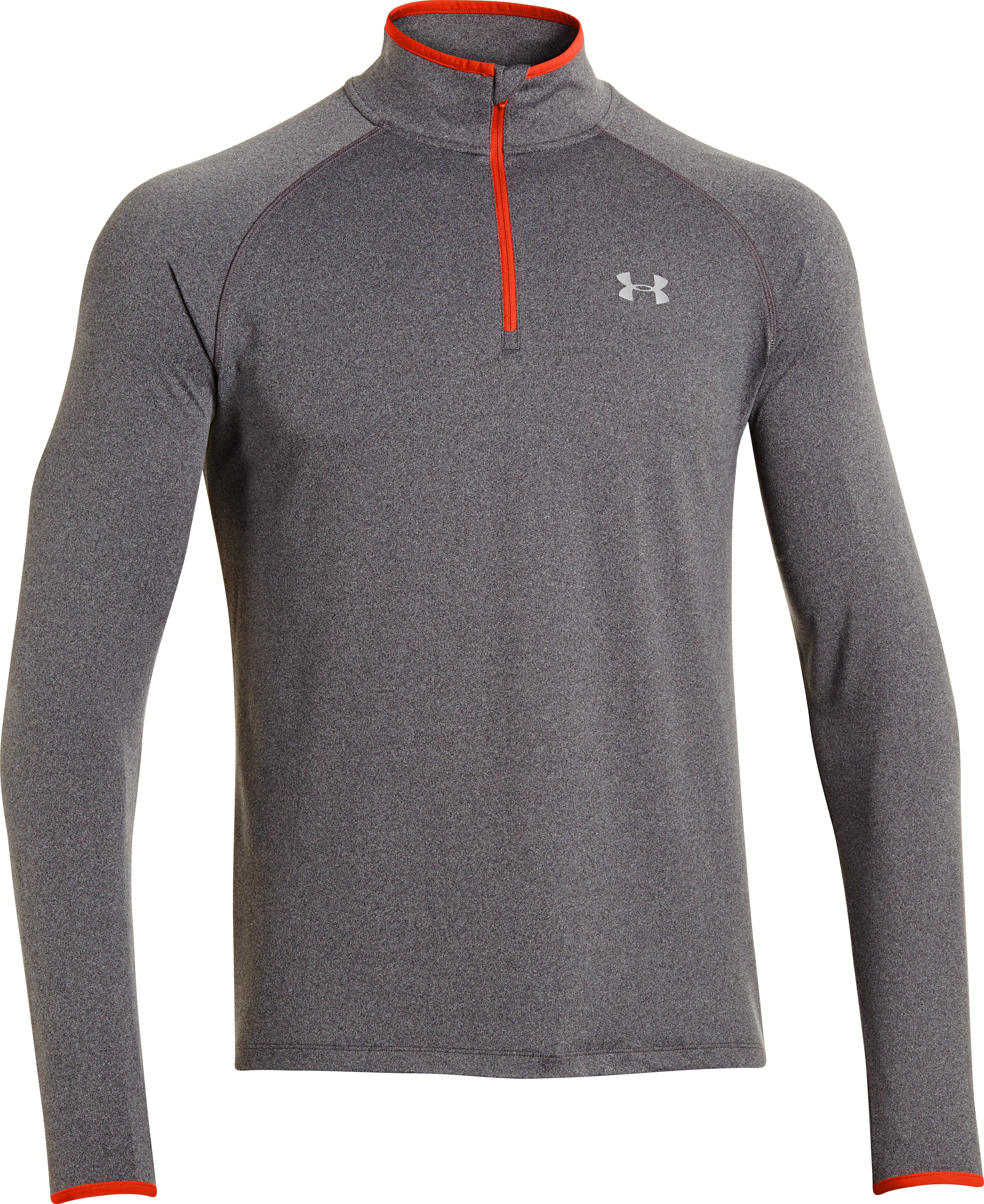 Under Armour Maillot HeatGear Flyweight Run M v�tement running homme