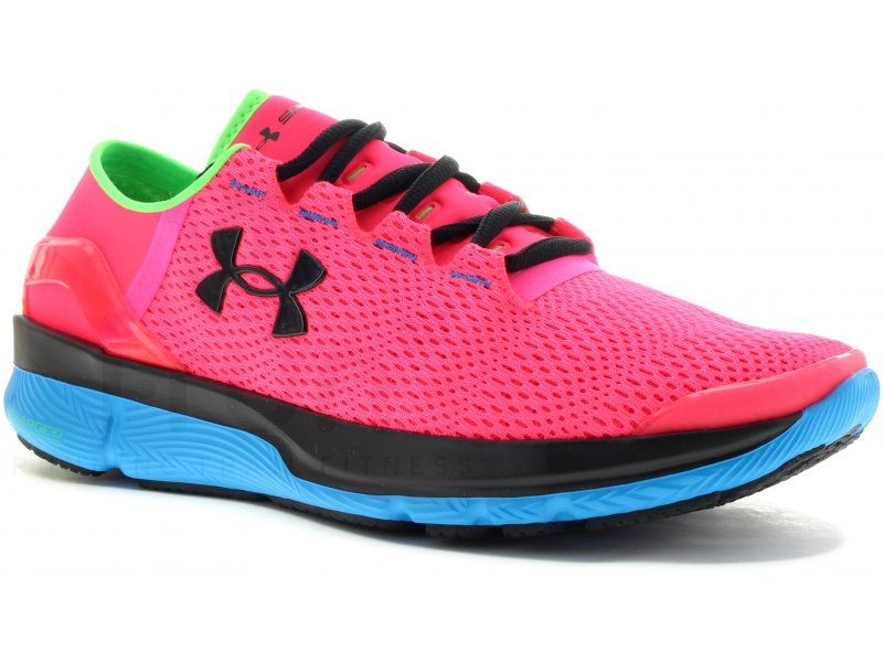 Under Armour Speedform Turbulence W pas cher Destockage running Chaussures femme en promo