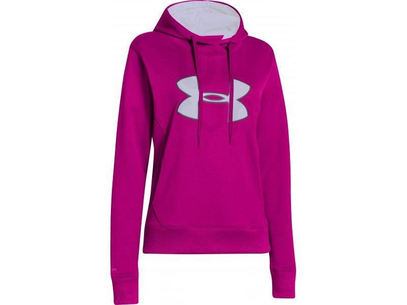 Under ArmourSweat-shirt Full Zip 1283255-410 Femme 0n6C87E