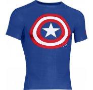 Under Armour Tee-shirt Compression Alter Ego Captain America M
