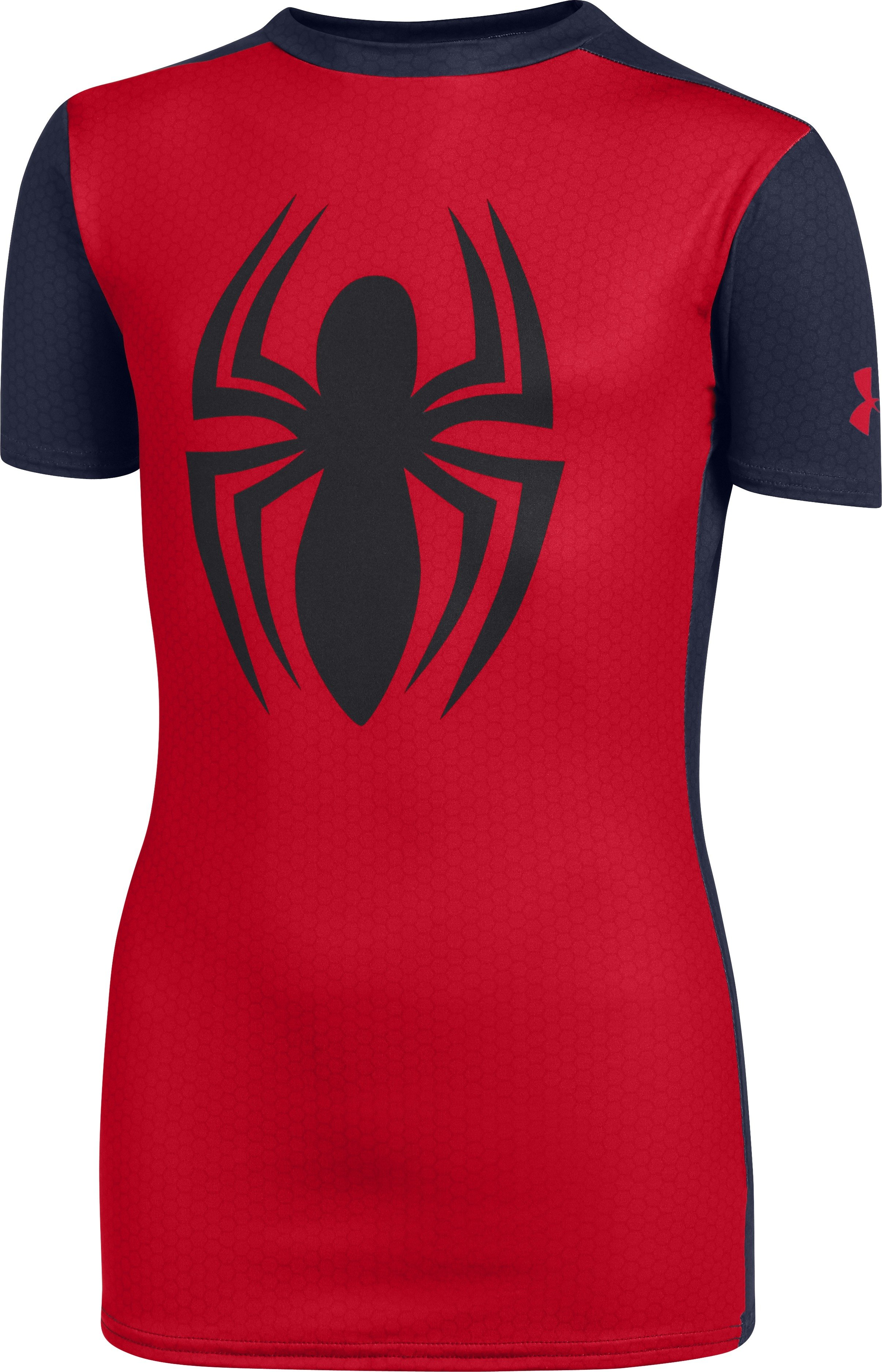 Under Armour Tee-shirt Compression Alter Ego Spiderman Junior v�tement running homme